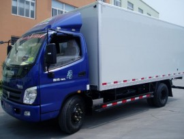 CAMION FOURGON FORLAND 3800